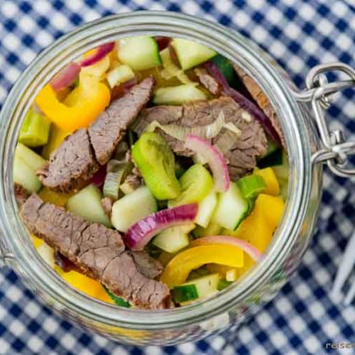 Lieblings-Mitnehm-Salat
