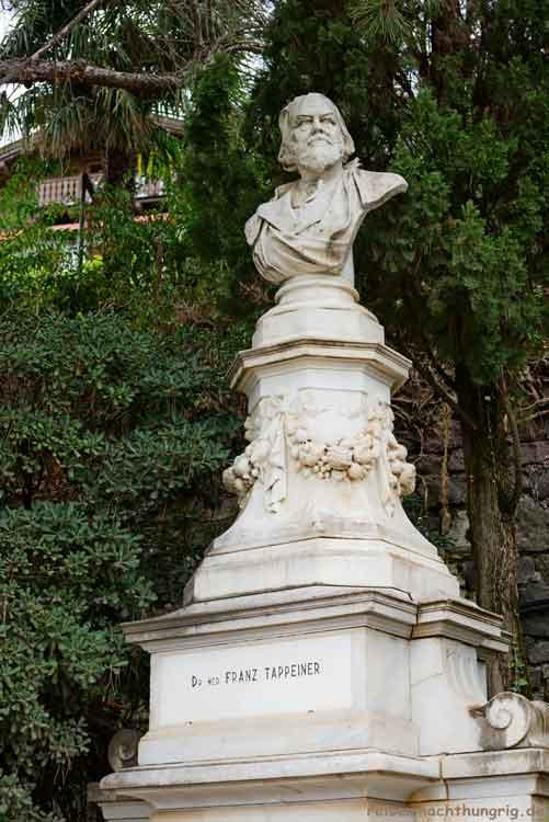 Tappeiner Statue