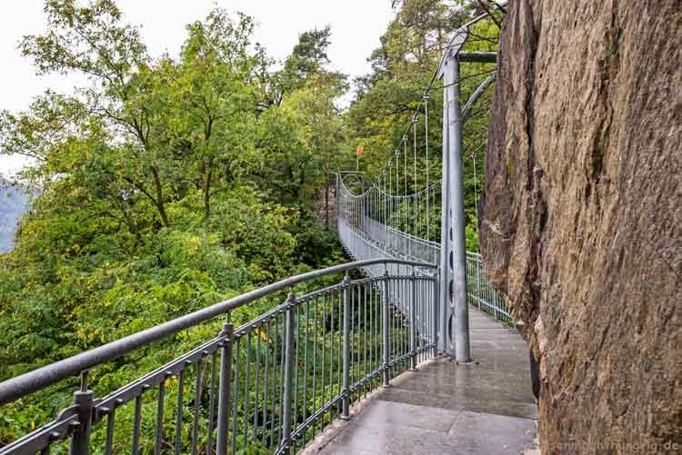 Brücke am Algunderwaalweg