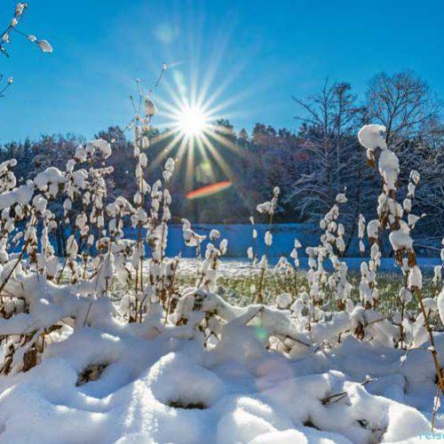 Winterwanderung - Eifel