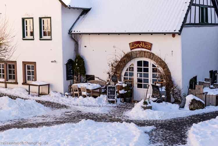Cafe Landlust in Blindenheim