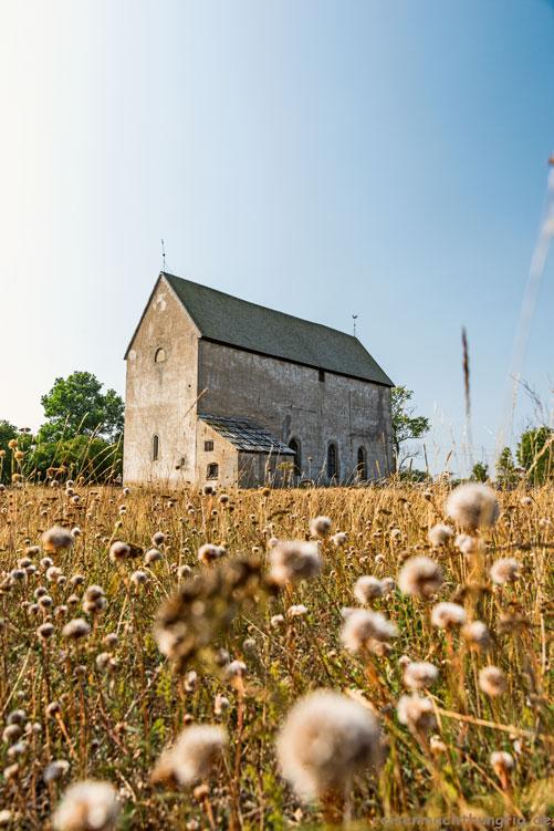 Källa gamla kyrka