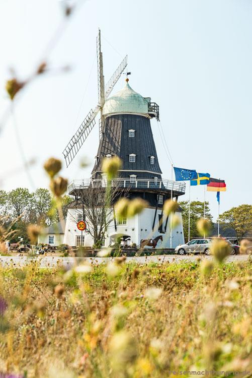 Windmühle in Sandvik