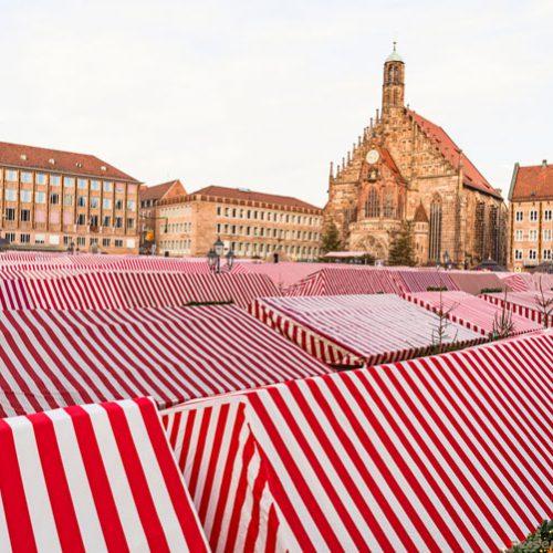 Nürnberg und Umgebung im Advent (Video)