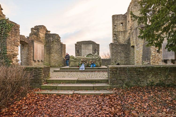Ruine Hohensyburg