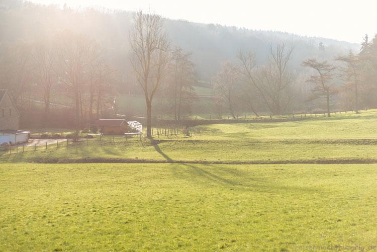 Landschaft am Syberg