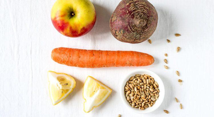 Zutaten Immunboostersalat
