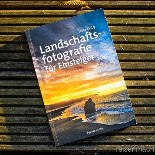 Landschaftsfotografie für Einsteiger - Buchbesprechung